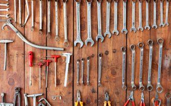 A importância de manter sua oficina organizada e limpa